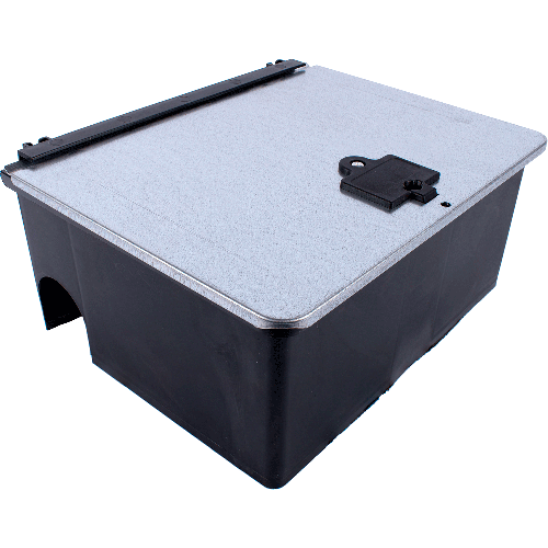 CAMRO Safebox Dual Catch